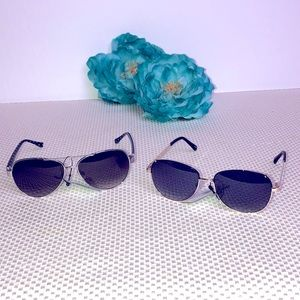 NWT Bundle Aviator Sun Glasses